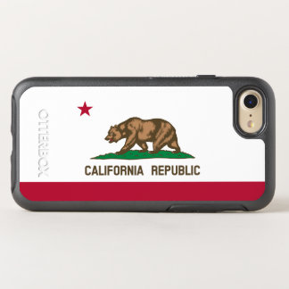 Flag of California OtterBox iPhone Case