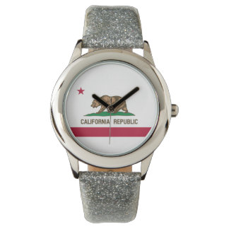 Flag of California Republic Watch