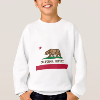 Flag of California Sweatshirt