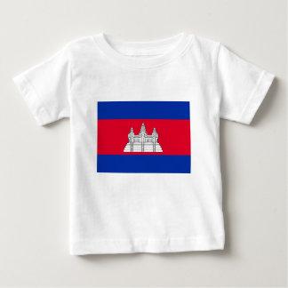 Flag of Cambodia Baby T-Shirt