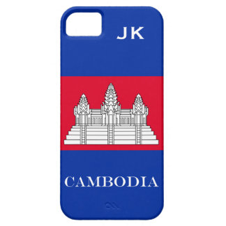 Flag of Cambodia iPhone 5 Cover