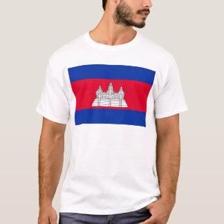 Flag of Cambodia T-Shirt