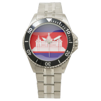 Flag of Cambodia Watch