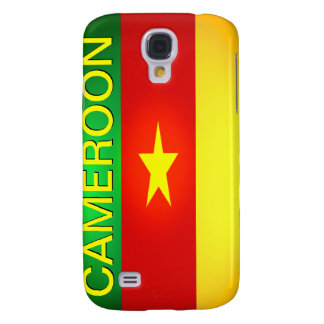 Flag of Cameroon Iphone 3G/3GS Case