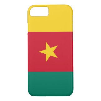 Flag of Cameroon iPhone 7 Case