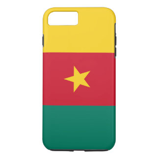 Flag of Cameroon iPhone 7 Plus Case