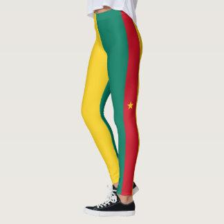 Flag of Cameroon Leggings
