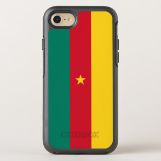 Flag of Cameroon OtterBox iPhone Case