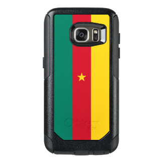 Flag of Cameroon Samsung OtterBox Case