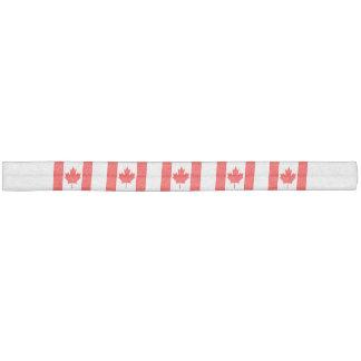Flag of Canada Elastic Hair Tie