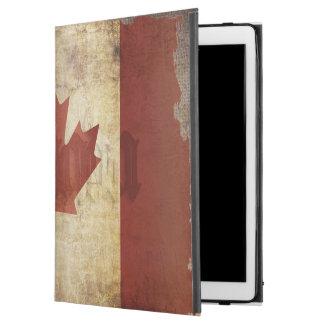 """Flag of Canada / Grunge... iPad Pro 12.9"""" Case"""