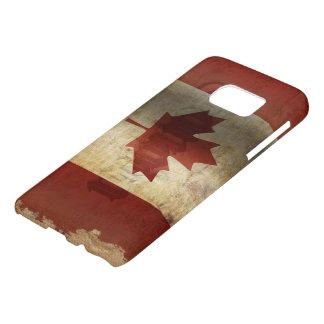 Flag of Canada / Grunge... Samsung Galaxy S7 Case
