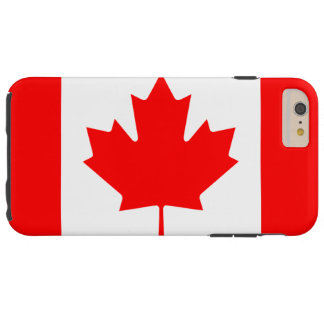 Flag of Canada se Tough iPhone 6 Plus Case