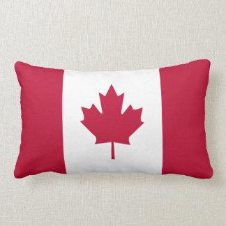 Flag of Canada Throw Pillow