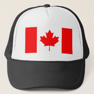 Flag Of Canada Trucker Hat