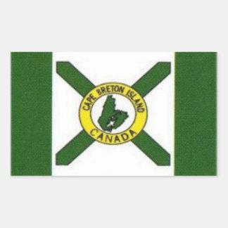 Flag of Cape Breton, Canada Sticker