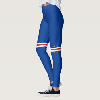 Flag of Cape Verde Leggings