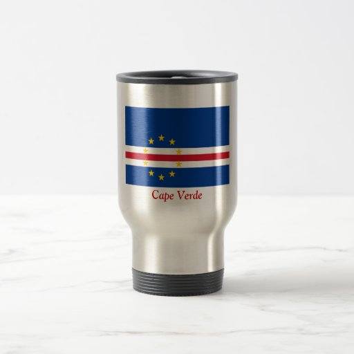 Flag of Cape Verde Mugs