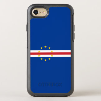 Flag of Cape Verde OtterBox iPhone Case