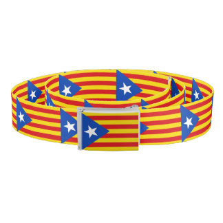 Flag of Catalonia Belt