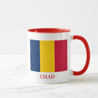 Flag of Chad Mug