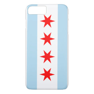 Flag of Chicago iPhone 7 Plus Case