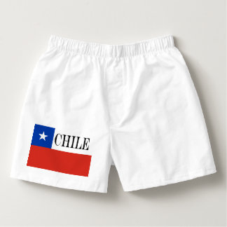 Flag of Chile Boxers