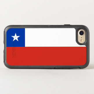 Flag of Chile OtterBox iPhone Case