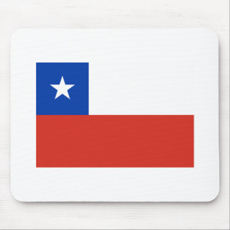 Flag of Chile  Tshirts, Buttons, Apparel Mouse Pad