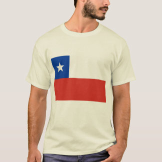 Flag of Chile  Tshirts, Buttons, Apparel T-Shirt