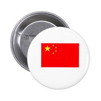 Flag of China Badges