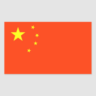 Flag of China Sticker