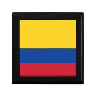 Flag of Colombia - Bandera de Colombia Gift Box