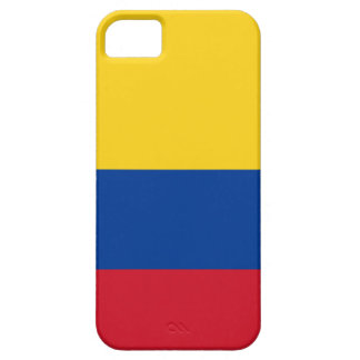 Flag of Colombia - Bandera de Colombia iPhone 5 Cases
