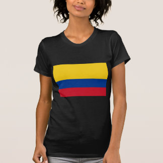 Flag of Colombia - Bandera de Colombia T-Shirt