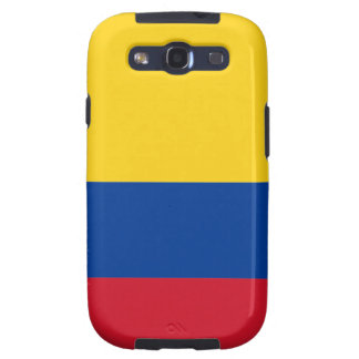 Flag of Colombia Samsung Galaxy SIII Cases