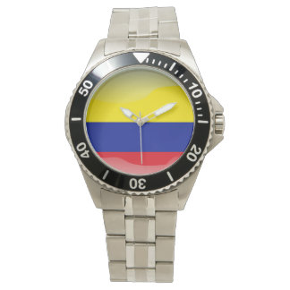 Flag of Colombia Watch