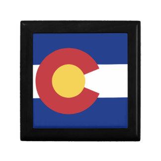 Flag of Colorado Gift Box