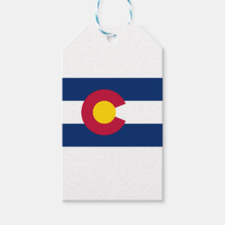 Flag Of Colorado Gift Tags