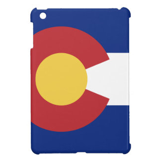 Flag of Colorado iPad Mini Cover