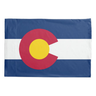 Flag of Colorado Pillowcase