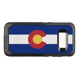 Flag of Colorado Samsung OtterBox Case