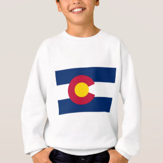 Flag Of Colorado Sweatshirt