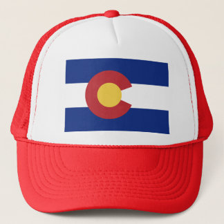 Flag of Colorado Trucker Hat