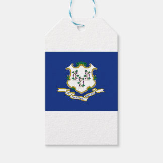 Flag Of Connecticut Gift Tags