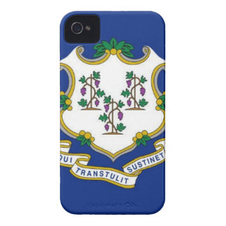 Flag Of Connecticut iPhone 4 Case