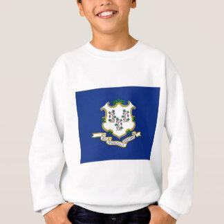 Flag Of Connecticut Sweatshirt
