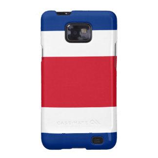 Flag of Costa Rica Samsung Galaxy SII Cover