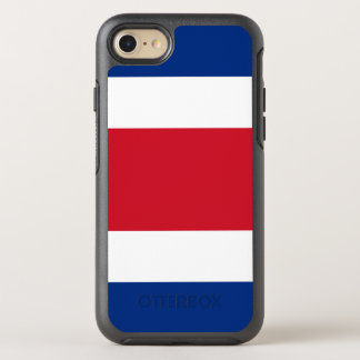 Flag of Costa Rica OtterBox iPhone Case