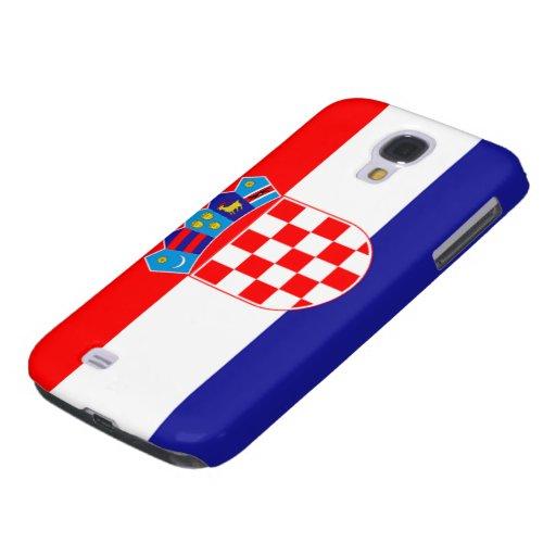 Flag of Croatia HTC Vivid Covers